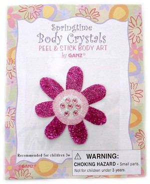 Ganz SPRING Body Crystals *3 Designs!*
