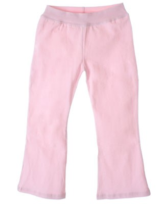 GT Light Pink Lycra Yoga Pants