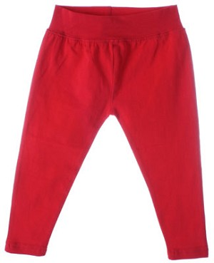 GT Red Skinny Leggings