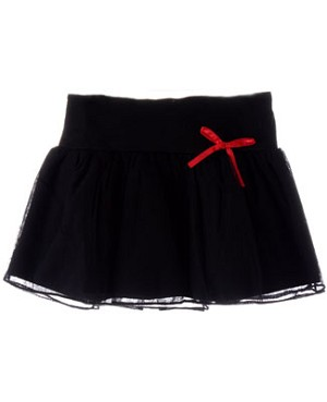 GT Black Skirt w/ Netting
