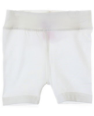 GT White Bike Shorts