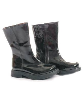 II: Greggy Girl *BLACK PATENT* Boots
