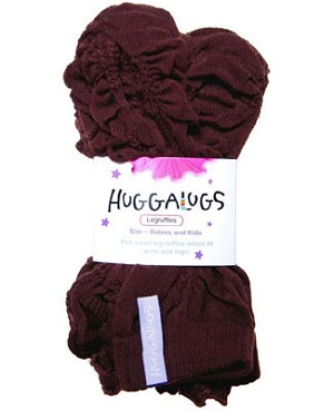 Z: Huggalugs Legruffles Longes - Decadent Chocolate (Tween/Adult)