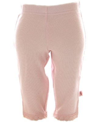 II: Icky Baby Pink Lace Leggings