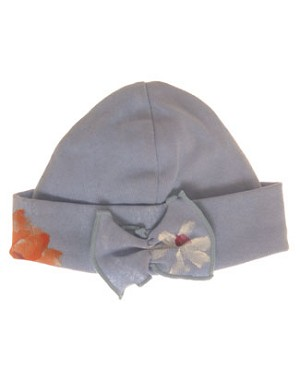 Small (Toddler) Indygo Artwear Flower Garden Beanie