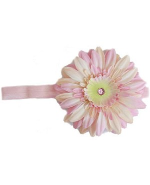 Z: Daisy SOLID Flowerette Burst Headband *Many Colors!*