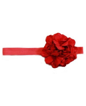 Z: Geranium Flowerette Burst Headband *Many Colors!*