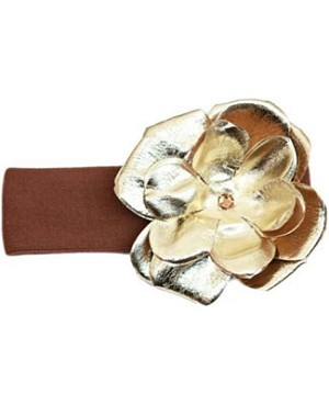 Z: Couture Metallic Soft Headbands *Many Colors!*