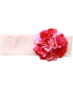 Z: Pale Pink w/ Power of Pink Geranium Headband