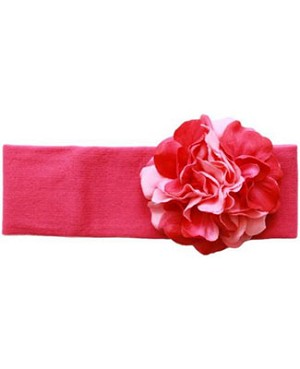Z: Raspberry w/ Power of Pink Geranium Headband