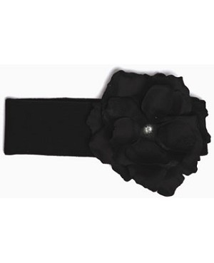 Z: Black Rose Headband