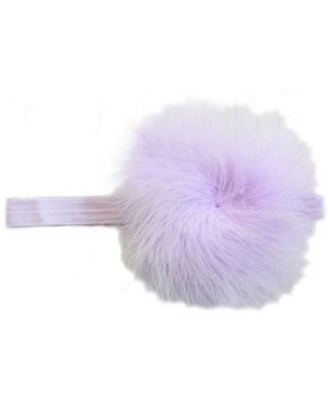 Z: Regular Marabou Flowerette Burst Headband *Many Colors!*