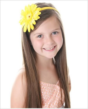 Z: Yellow Daisy Hard Headband