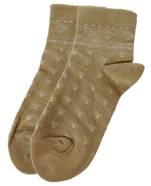 : Jean Bourget *HINDI* Carmel Socks