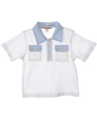 Bobby Mack *NANTUCKET* Blue Polo Shirt
