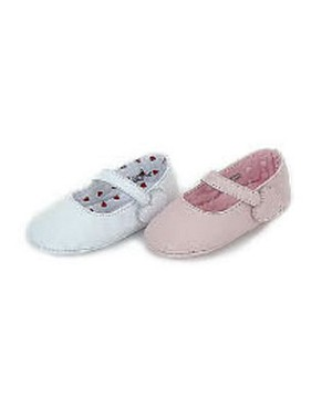 Z: L'Amour PINK Baby Shoe w/ Heart Strap