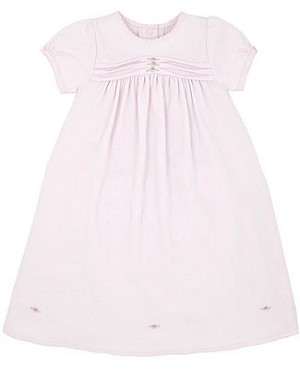 Le Top *Bebe En Fleur* S/S Pink Day Dress