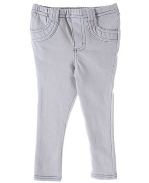 Little Maven Grey Jeggings