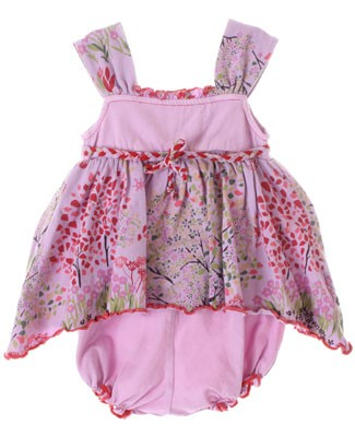 Luna Luna Orchid Joy 2pc Sun Suit
