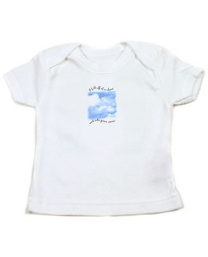 3m-6m II: Madison Rose Short Sleeve Angel T-Shirt