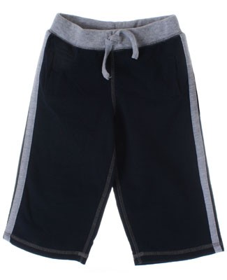 Mulberribush Navy French Terry Athletic Pant