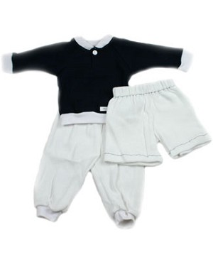: Ooh Baby Sailor Boy 3 Pc Set