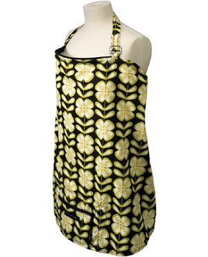 Z: Petunia Pickle Bottom Haven Nursing Cover - Lively La Paz