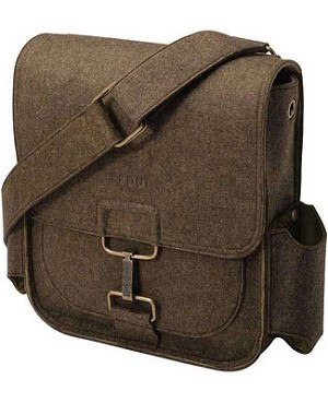 Z: Petunia Pickle Bottom Journey Pack Compact - Heathered Olive Green