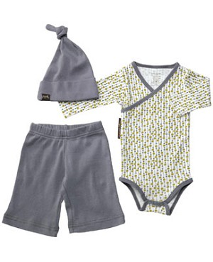 Z: Petunia Pickle Bottom Social Set - BOYS Raindrop Shapes