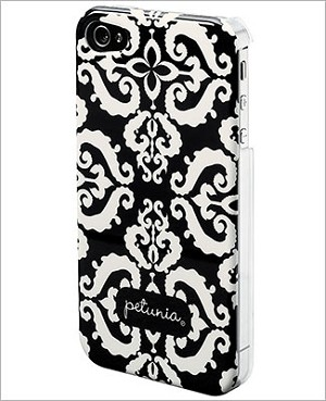 Petunia Pickle Bottom Adorn Phone Case - Frolicking in Fez