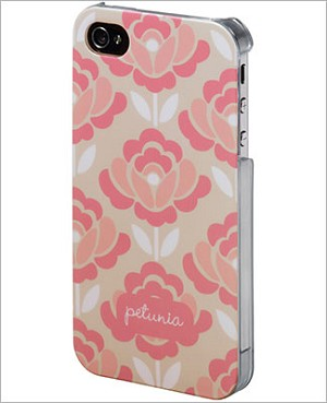 Petunia Pickle Bottom Adorn Phone Case - Flowering Firenze