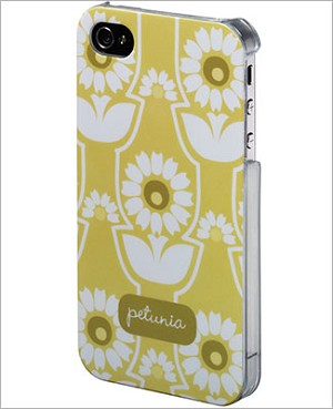 Petunia Pickle Bottom Adorn Phone Case - Sunlit Stockholm