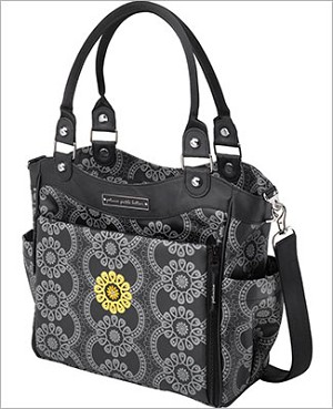 Petunia Pickle Bottom Glazed City Carryall - Evening in Innsbruck