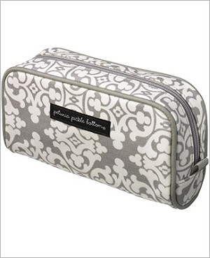 Petunia Pickle Bottom Glazed Powder Room Case - Breakfast in Berkshire