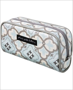Petunia Pickle Bottom Glazed Powder Room Case - Classically Crete