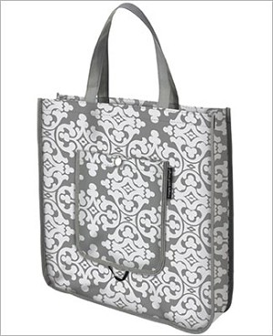 Petunia Pickle Bottom Shopper Tote - Breakfast in Berkshire