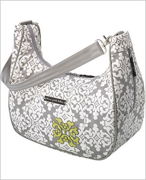 Petunia Pickle Bottom Glazed Touring Tote - Breakfast in Berkshire