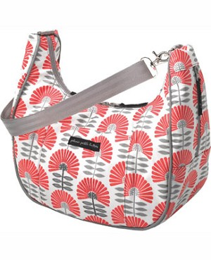 Z: Petunia Pickle Bottom *Glazed* Touring Tote - Delightful Dubrovnik