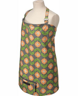 Z: Petunia Pickle Bottom Haven Nursing Cover - Santiago Sunset
