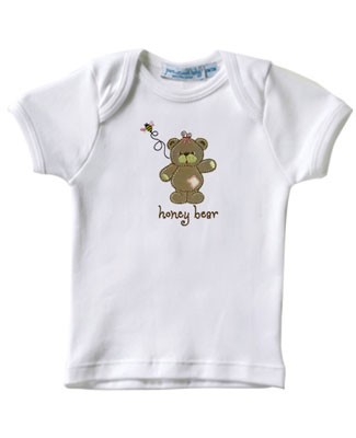 II: Pure + Sweet Honey Bear Girl Shirt (Short Sleeves)
