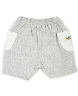 6m : Catimini *Baby Mini* Stripe Jersey Shorts