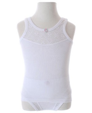 R: Creation Stummer White Camisole Set
