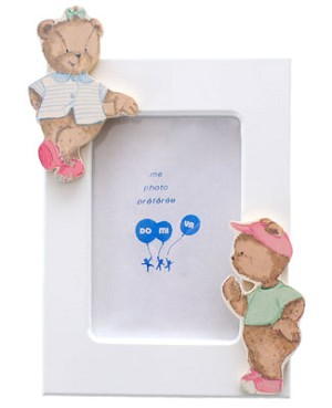 R: Domiva Teddy Bear Photo Frame