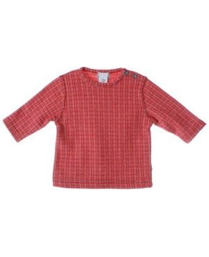 R: Petit Boy L/S Red Shirt
