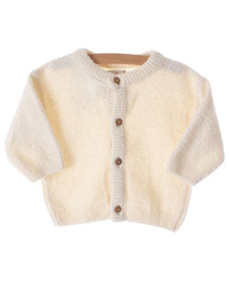 R: Petit Boy Cream Sweater