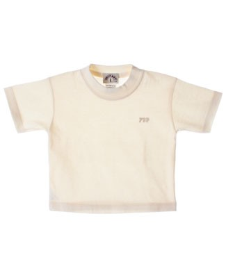R: Petit Boy Cream S/S  Shirt