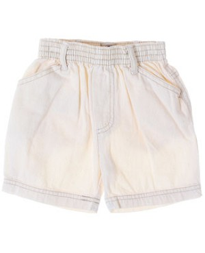 R: Petit Boy Cream Shorts