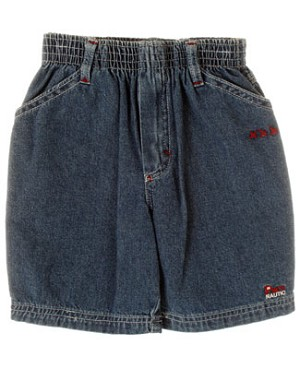 R: Petit Boy Blue Denim Shorts
