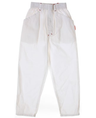R: Petit Boy White Pants