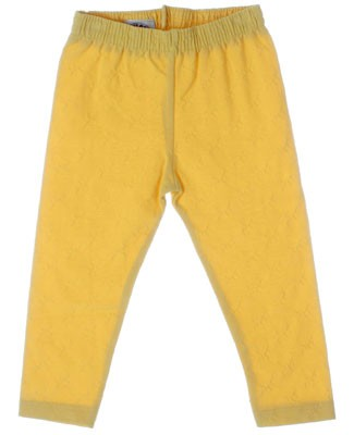 R: Petit Boy Yellow Pants